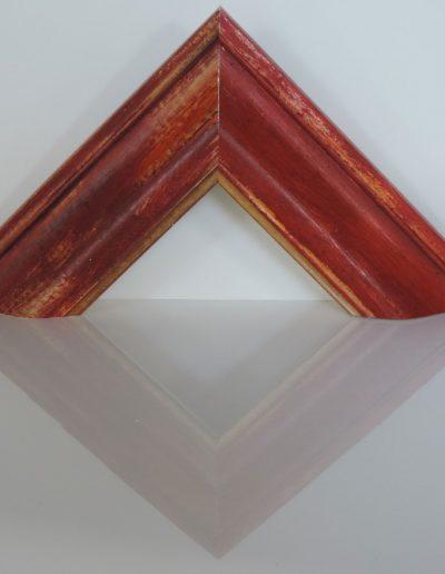 ARTIGIANALE-VENETA-rossa-filo-oro (Custom)