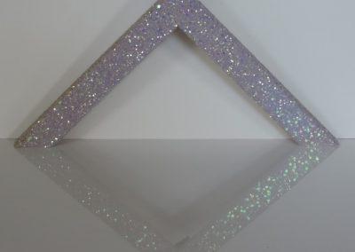 CORNICE BRILLANTINI PICCOLA LILLA (Custom)
