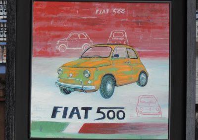 FIAT 500 50X50