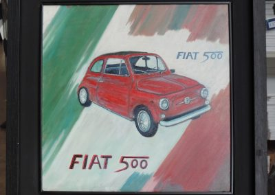FIAT 500 - 50X50