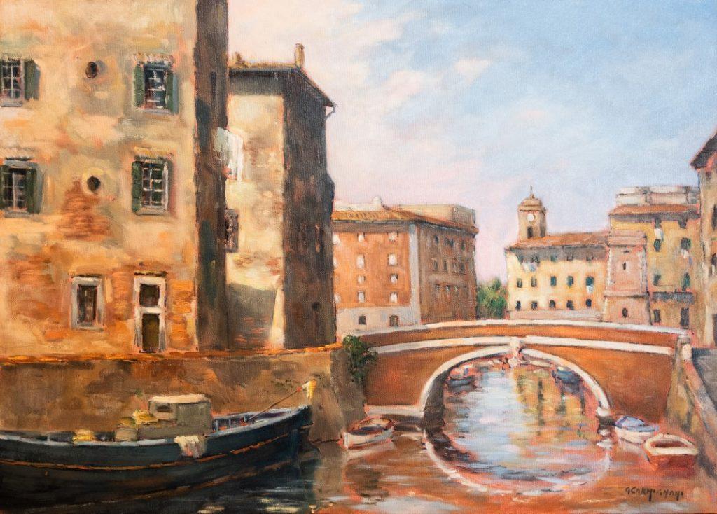 Carmignani pittore Livornese pittura toscana (3)