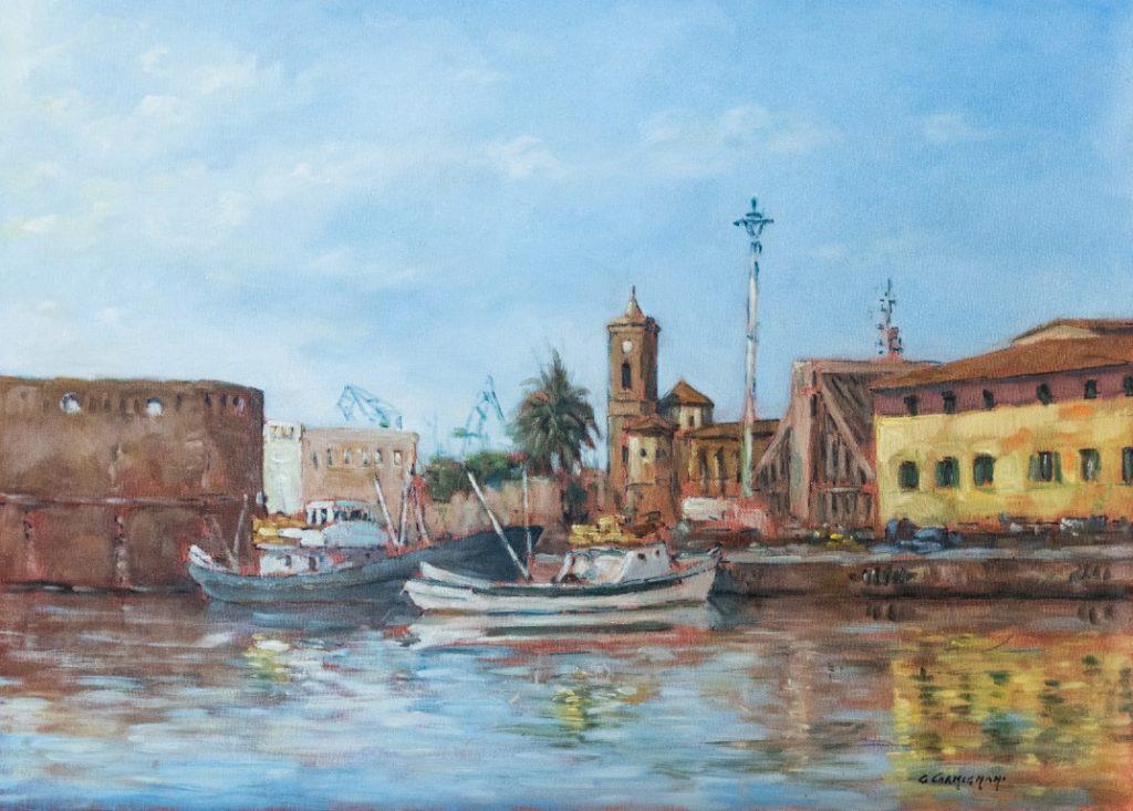 Carmignani pittore Livornese pittura toscana (4)