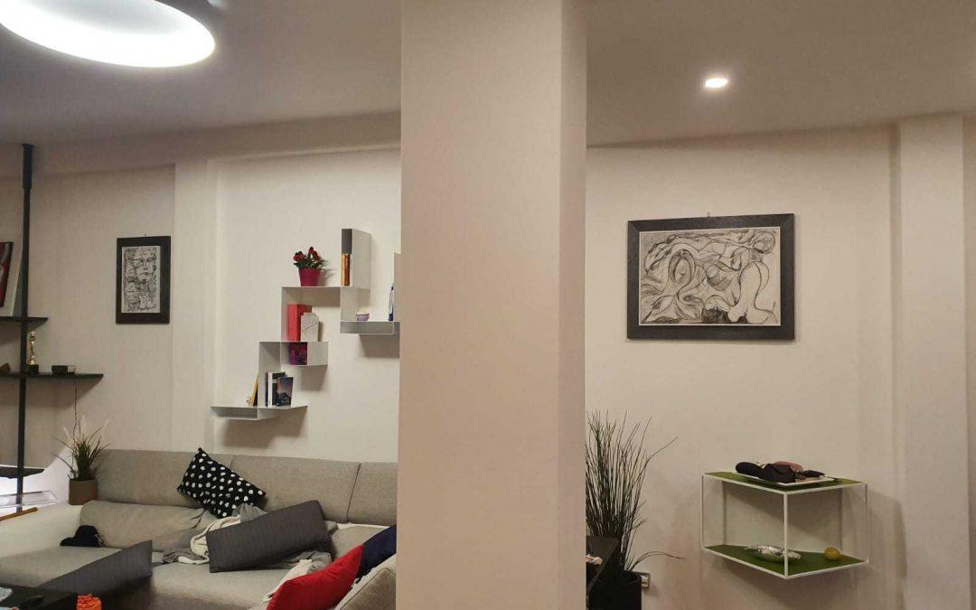 Una casa arredata con noi – Ricci Arte Arreda